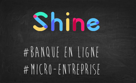 J'ai testé Shine, la banque en ligne des indépendants
